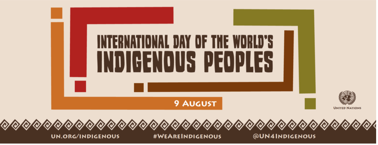 International Day of the Prime Production Ltd - World's Indigenous Peoples Day