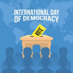 Prime Production Ltd: International Day of Democracy