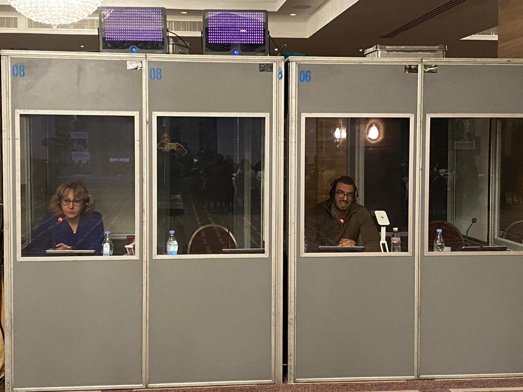 Prime Production - UN Women summit in Tunis