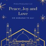 Prime Production Ltd - Eid Mubarak