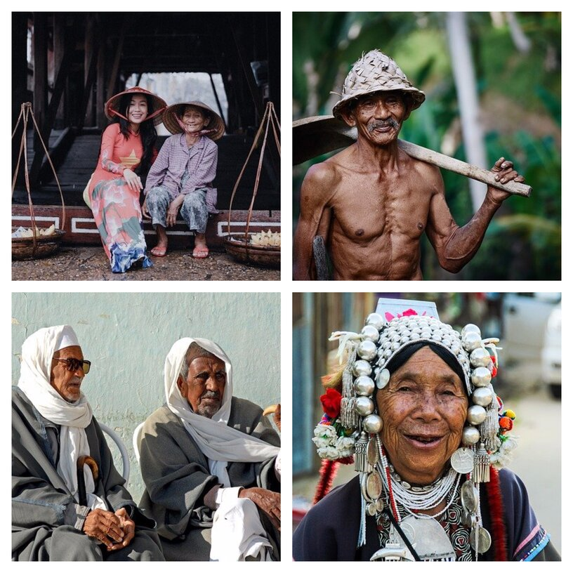 2021-2030- The United Nation's Decade of Healthy Ageing