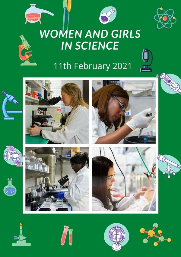 Day of Women and Girls in Science - 11th February 2021