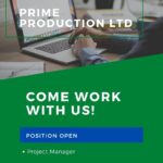 Prime Production - We're hiring